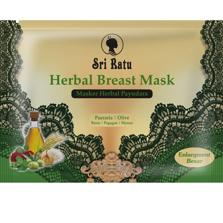 Sri Ratu Herbal Breast Mask