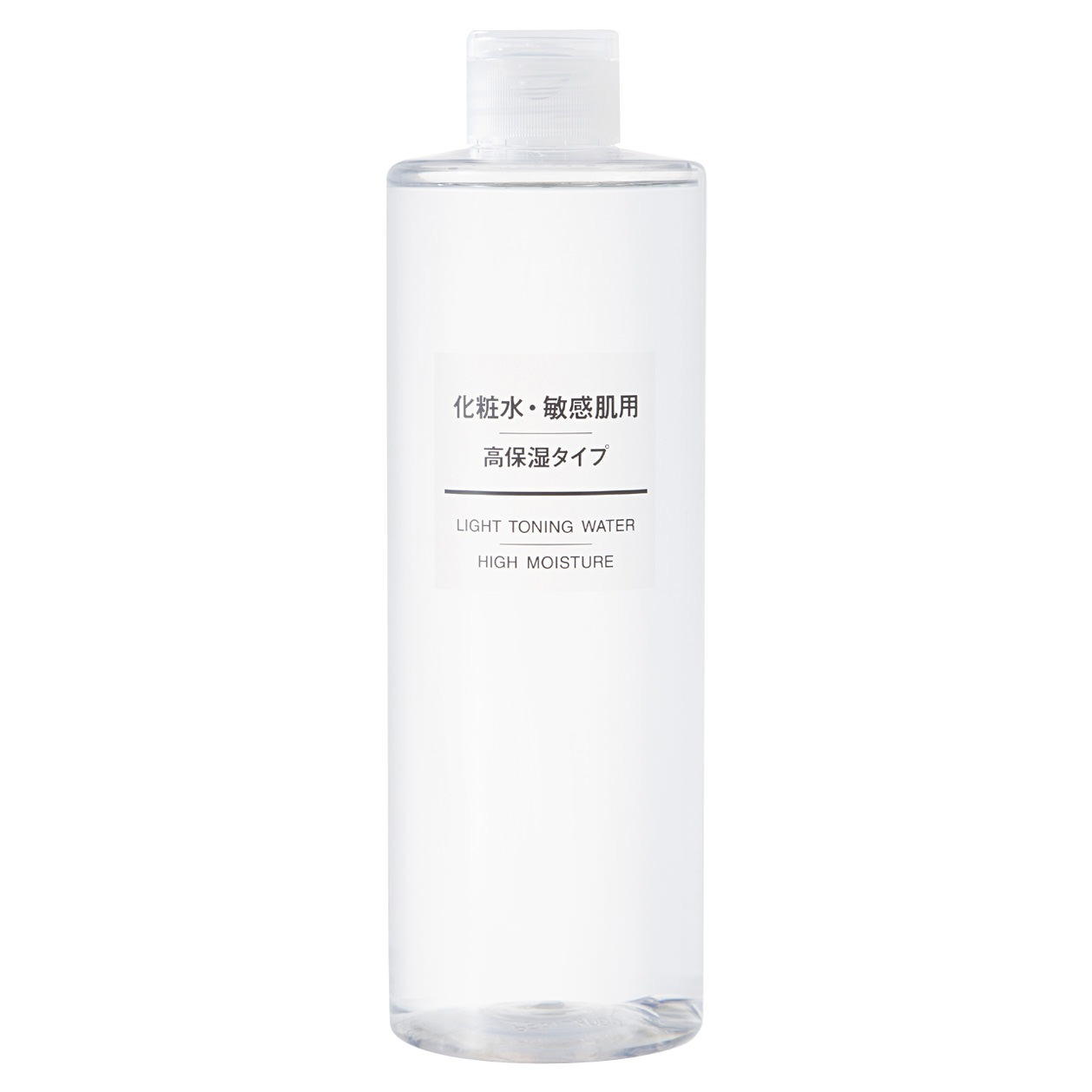 Muji Sensitive Skin Toning Water - High Moisture