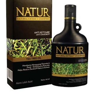 Natur Tea Tree Oil Shampoo