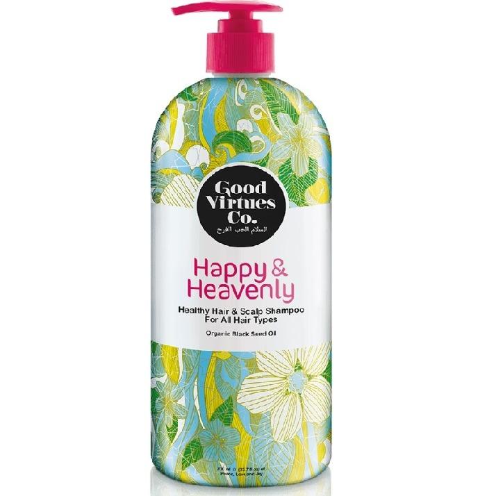 Good Virtues Co. Healthy Hair & Scalp Shampoo