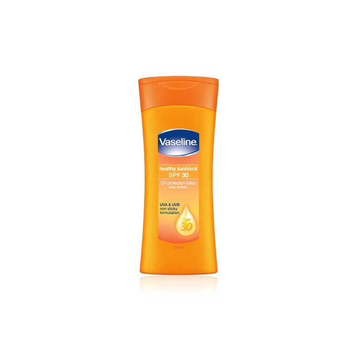 Vaseline HEALTHY SUNBLOCK SPF30 LOTION