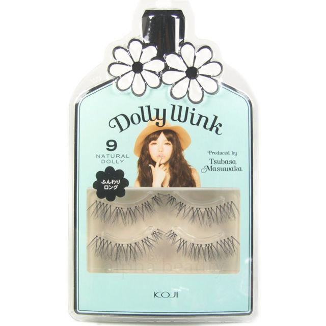 Dolly Wink False Eyelashes Natural Dolly