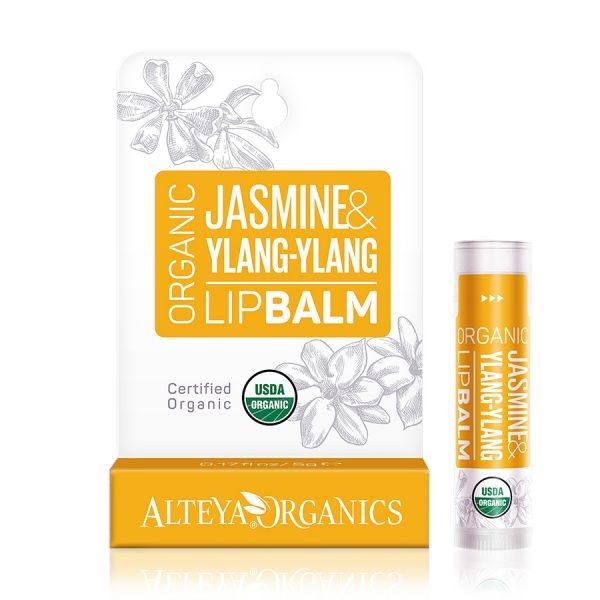 ALTEYA ORGANICS Jasmine Ylang-Ylang Lip Balm