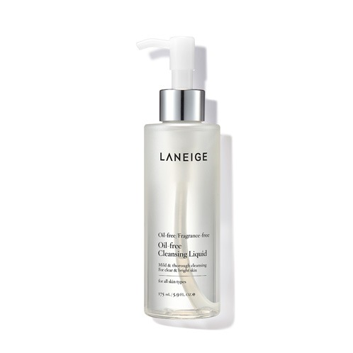 Laneige Oil Free Cleansing Liquid
