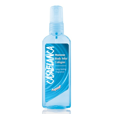 Casablanca Body Mist Cologne Aqua