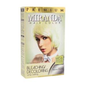 Hair Color Premium Bleaching