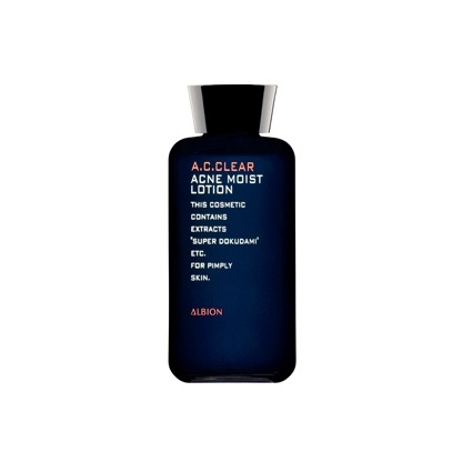 Albion AC CLEAR – ACNE MOIST LOTION
