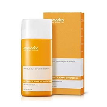 aromatica CALENDULA NON-NANO UV PROTECTION