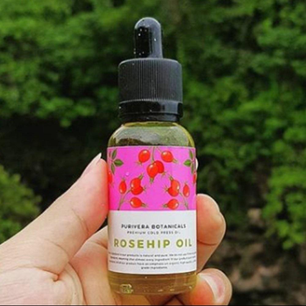 Purivera Botanicals Rosehip Serum Oil Serum Origin Chile