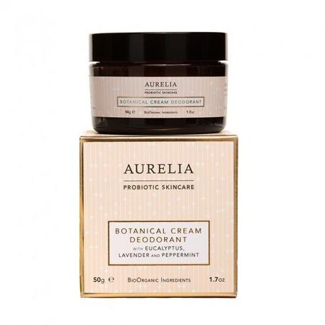 Aurelia Probiotic Skincare Botanical Cream Deodorant