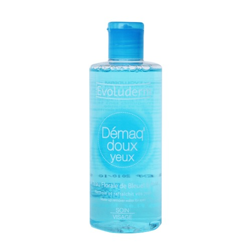 Evoluderm Eye Make Up Remover Blue Water