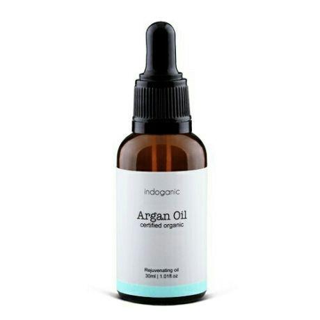 Indoganic Argan Oil