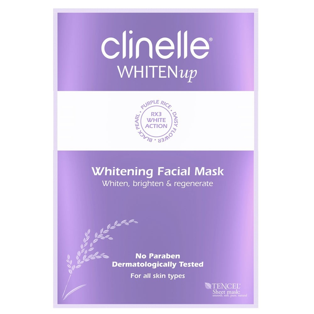 Clinelle WHITENING FACIAL MASK