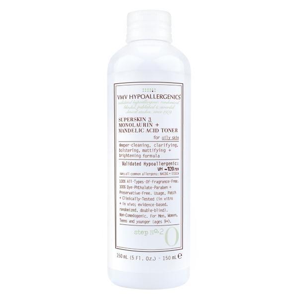 VMV Hypoallergenics Monolaurin plus Mandelic Acid Toner