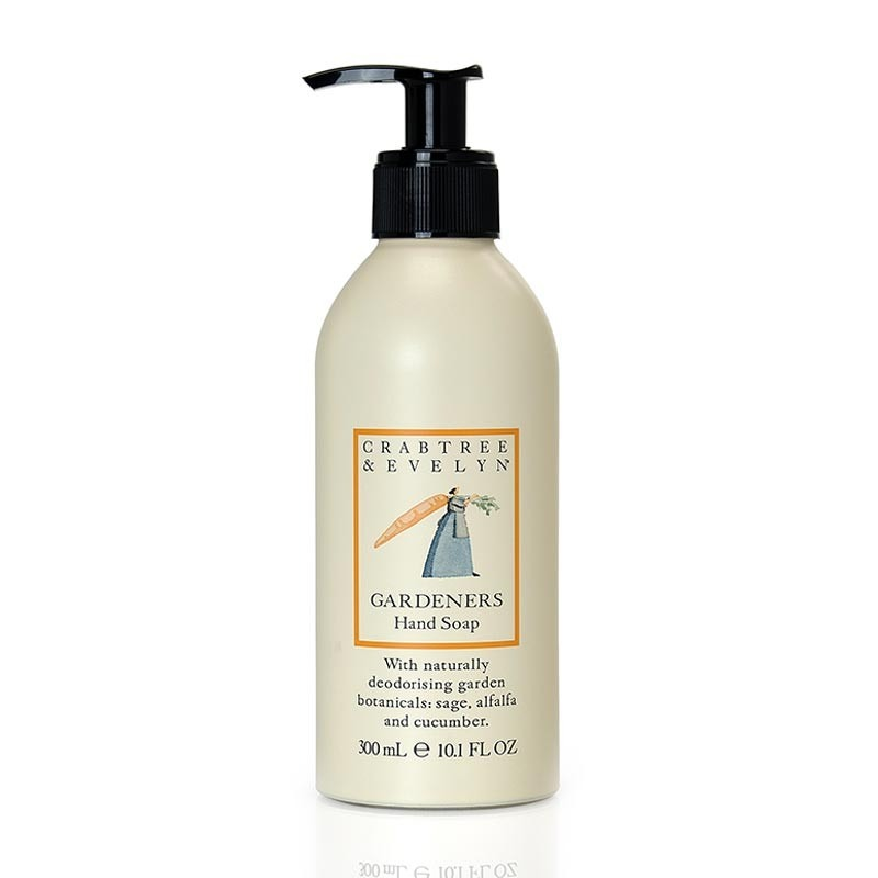 Crabtree and Evelyn Gardeners Liquid Hand Soap