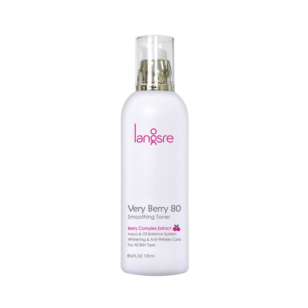Langsre Very Berry 80 Smoothing Toner