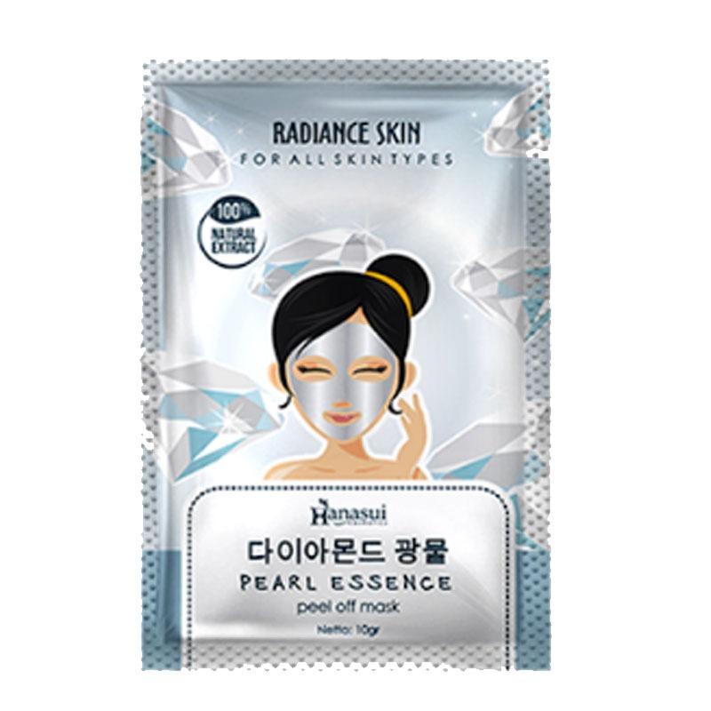 Hanasui Pearl Essence Peel Off Mask