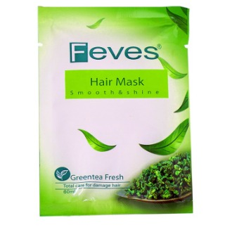 Feves feves mask - green tea
