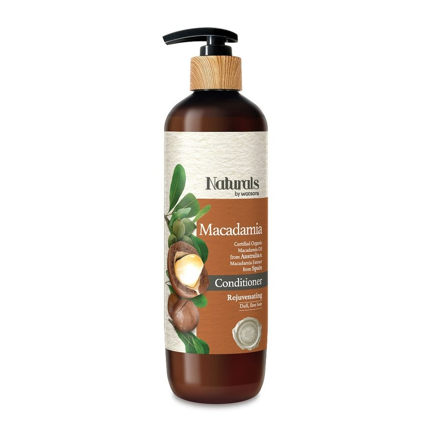 Naturals by Watsons MACADAMIA CONDITIONER