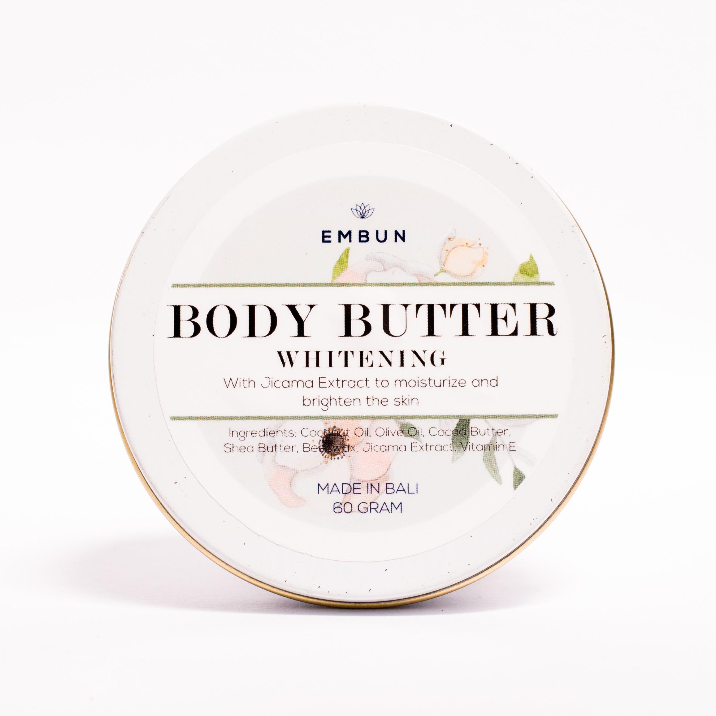 Embun Body Butter Whitening