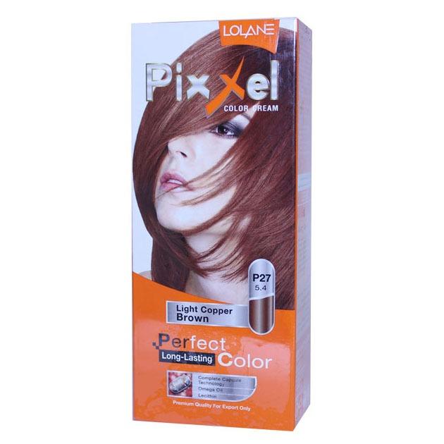 Lolane Pixxel P27 Light Copper Brown