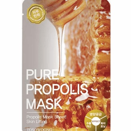 Tosowoong PURE PROPOLIS MASK PACK