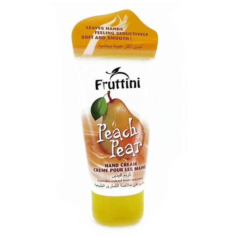 Fruttini PEACH PEAR HAND CREAM