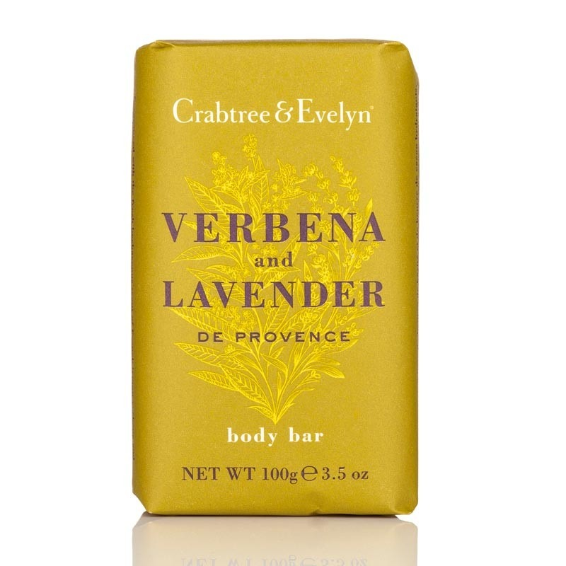 Crabtree and Evelyn Verbena & Lavender De Provence Conditioning Body Bar
