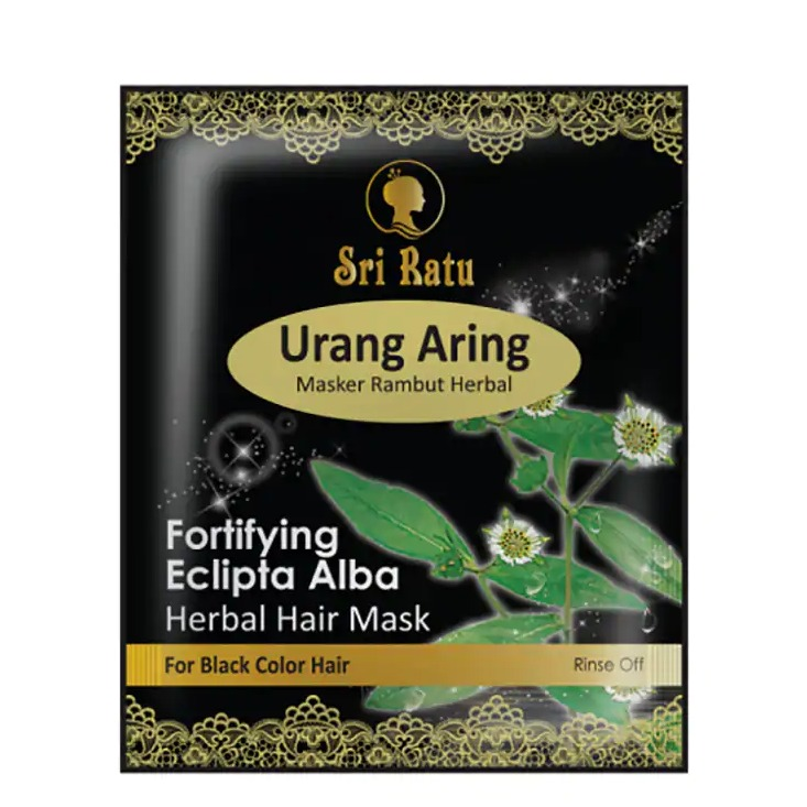 Sri Ratu Hair Mask Urang Aring