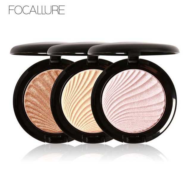 FOCALLURE Beam baked powder highlighter