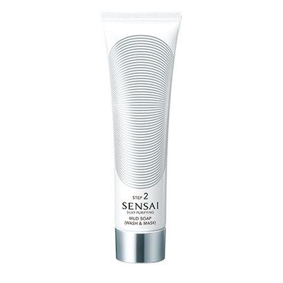 Sensai Mud Soap (Wash & Mask)