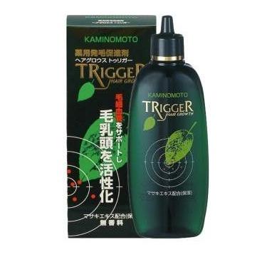 Kaminomoto Medicated Hair Growth Trigger
