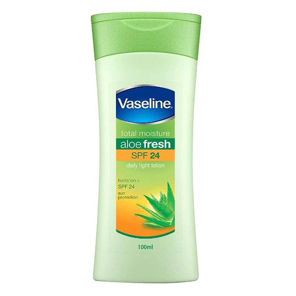 Vaseline Total Moisture Aloe Fresh SPF 24