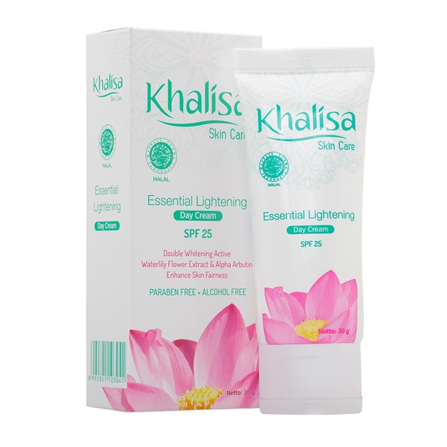 Khalisa Lip Care Essential Lightening Day Cream SPF 25