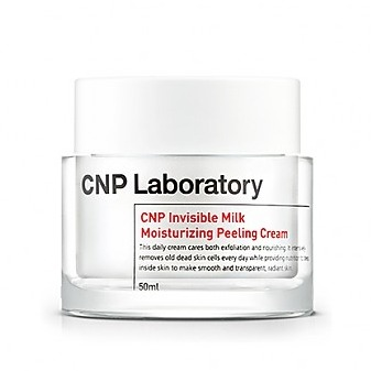 CNP Laboratory Invisible Milk Moisturizing Peeling Cream