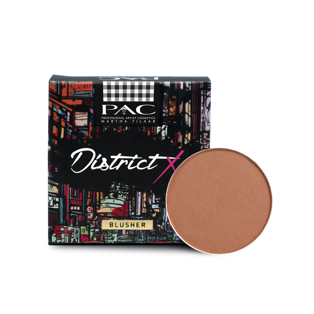 PAC DISTRICT X CHEEK BLUSHER