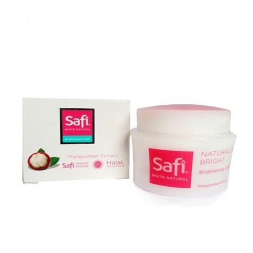 Safi SAFI WHITE NATURAL BRIGHTENING CREAM MANGOSTEEN