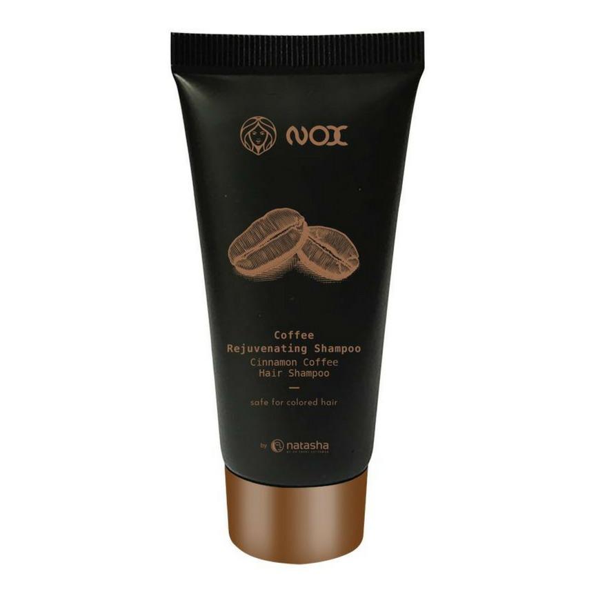NOX NOX Coffee Rejuvenating Shampoo; Cinnamon Coffee Hair Shampoo