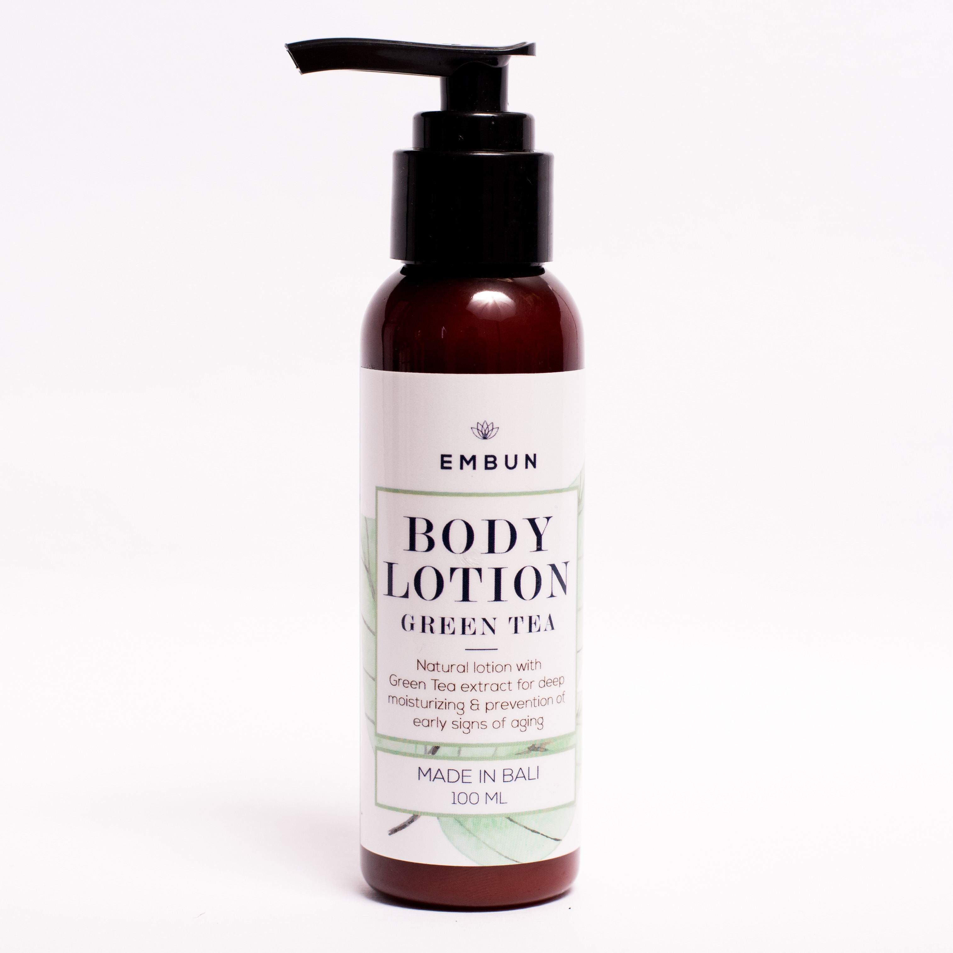Embun Body Lotion Anti Aging Green Tea