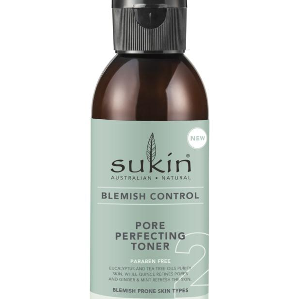 Sukin BLEMISH CONTROL PORE PERFECTING TONER
