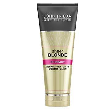 JOHN FRIEDA Sheer Blonde Hi-Impact Conditioner