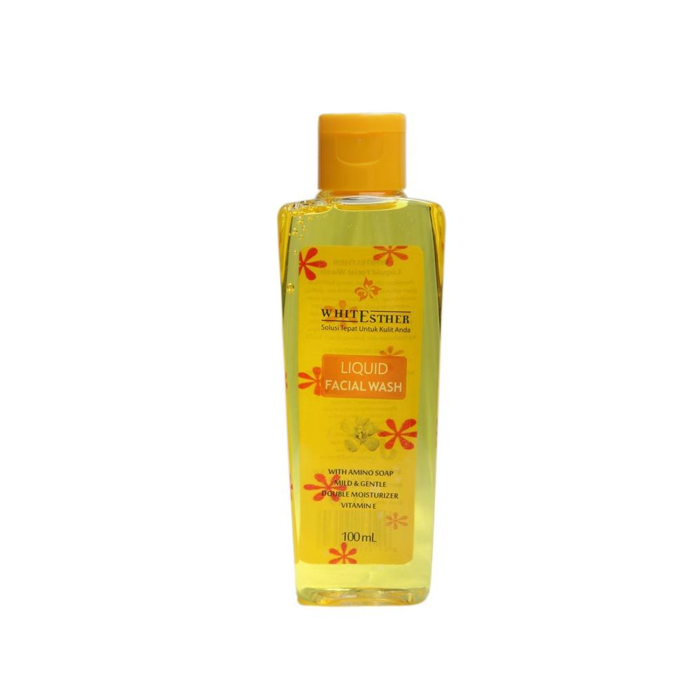 Whitesther Liquid Facial Wash (WLFW)
