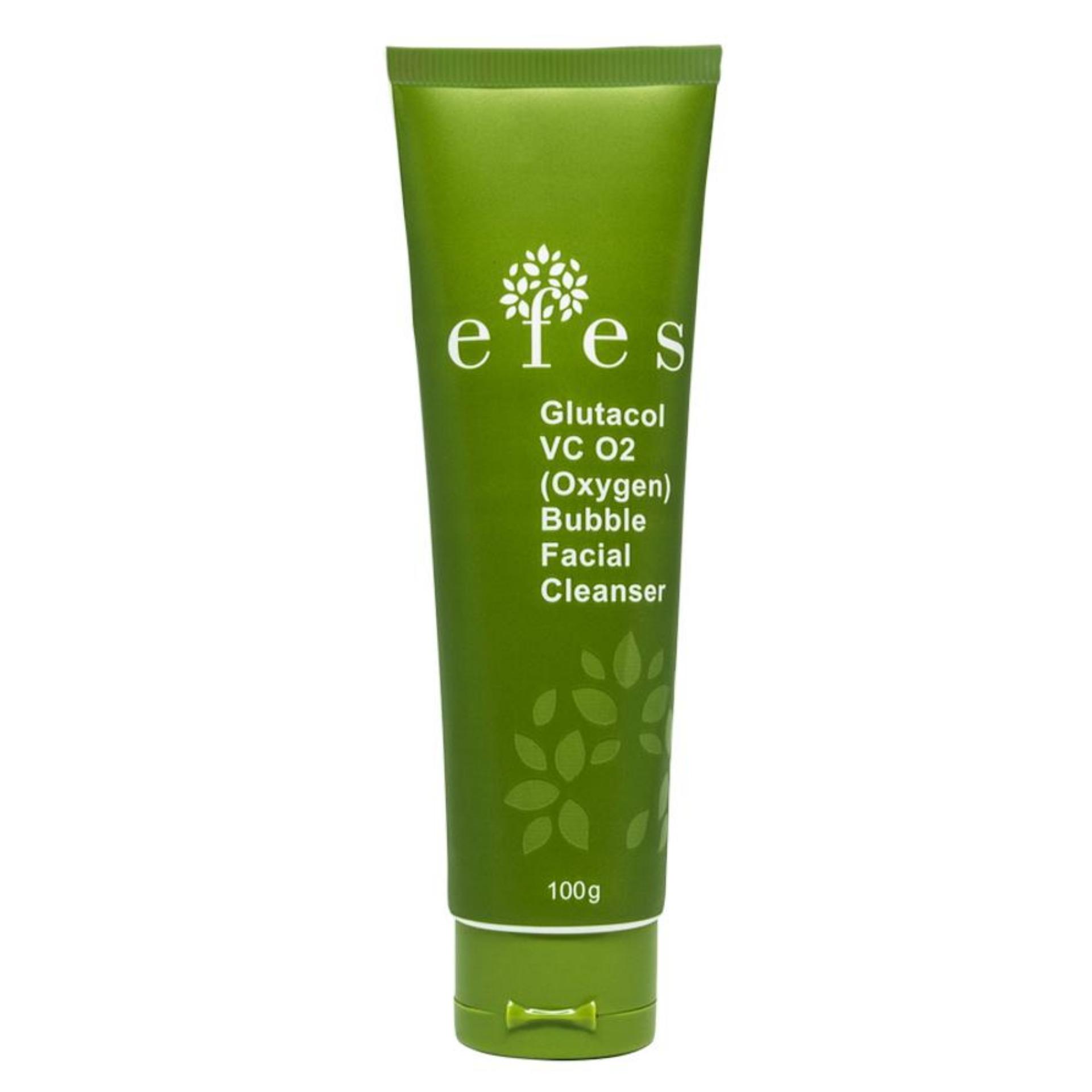 EFES Glutacol VC O2 (Oxygen) Bubble Facial Cleanser