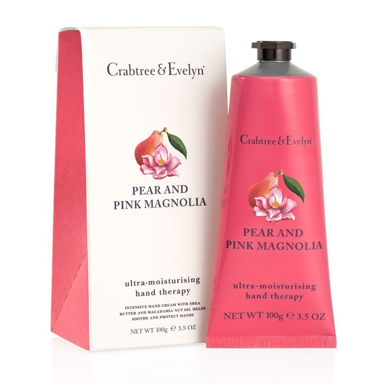 Crabtree and Evelyn Pear & Pink Magnolia Hand Therapy