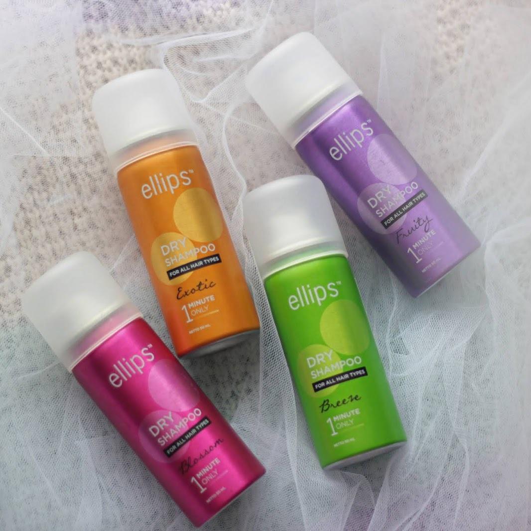 Ellips Dry Shampoo