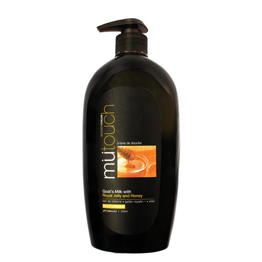 Mütouch Shower Cream Royal Jelly & Honey