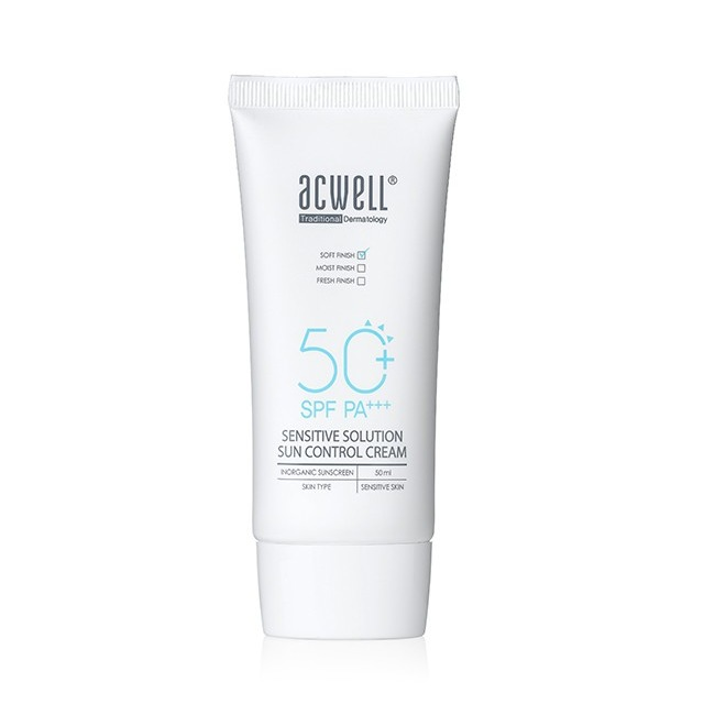 Acwell Sensitive Solution Sun Control Cream SPF 50/PA+++