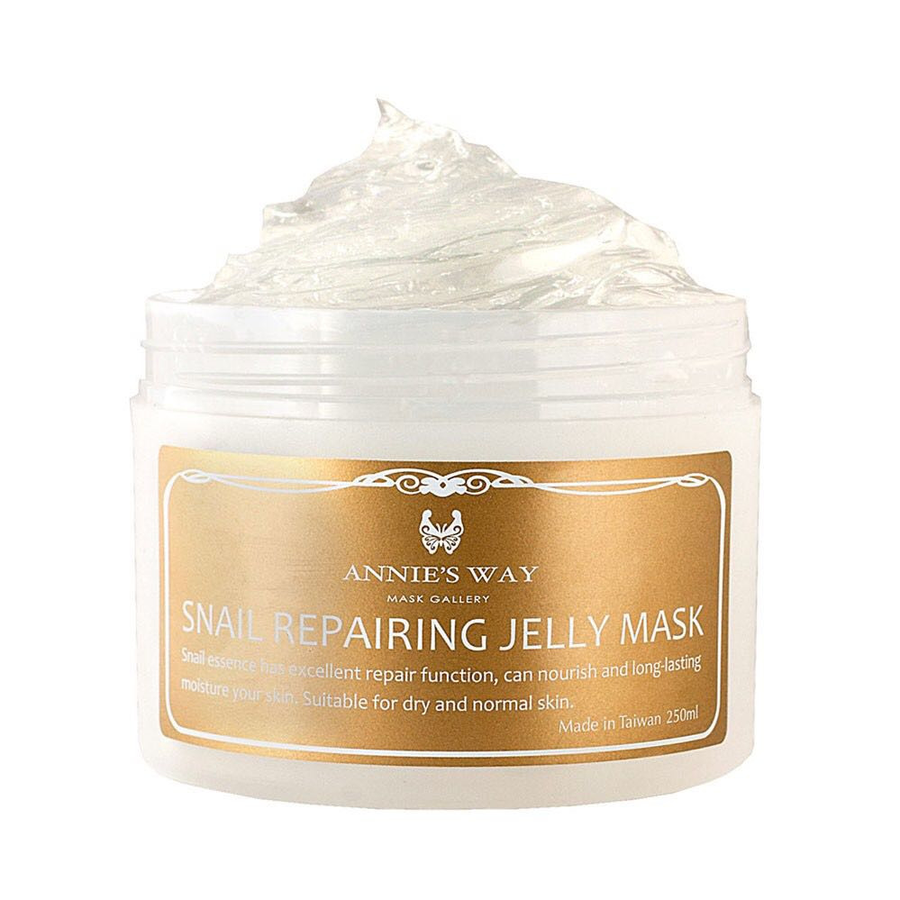 Annies Way Snail Repairing Jelly Mask