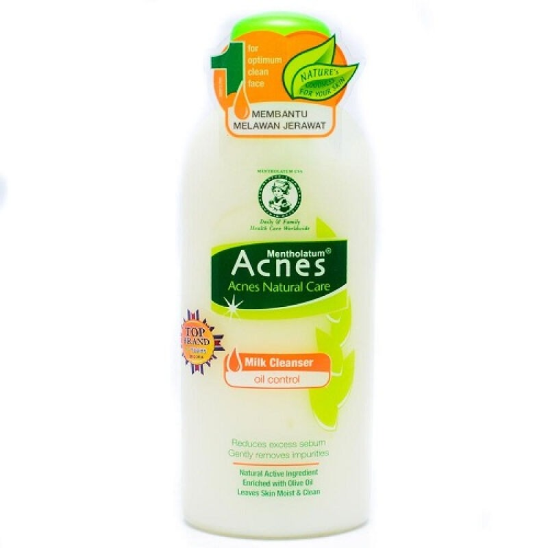 Acnes Milk Cleanser - Oil Control