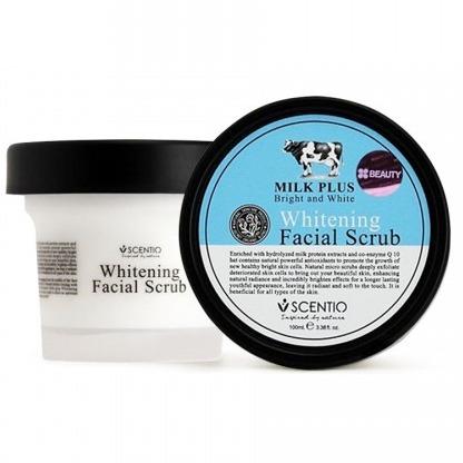 Scentio Whitening Facial Scrub